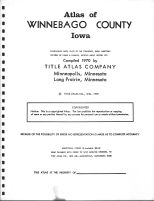 Title Page, Winnebago County 1970